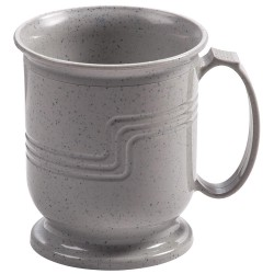 Cambro - CAMDSM8480 - Mug, Insulated, 8 oz., Speckled Gray, PK48