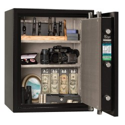 Liberty Safe - LX08-GYM - 3.9 cu. ft. Gun Safe, 315 lb. Net Weight, 90 min. Fire Rating, Electronic Lock Style