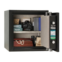 Liberty Safe - LX05-GYM - 3 cu. ft. Gun Safe, 260 lb. Net Weight, 90 min. Fire Rating, Electronic Lock Style