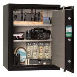 Liberty Safe - LH08-BKT - 3.7 cu. ft. Gun Safe, 260 lb. Net Weight, 1 hr. Fire Rating, Electronic Lock Style