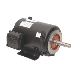 Weg - 02036OT3E254JM-S - 20 HP Close-Coupled Pump Motor, 3-Phase, 3520 Nameplate RPM, 208-230/460 Voltage, 254/6JM