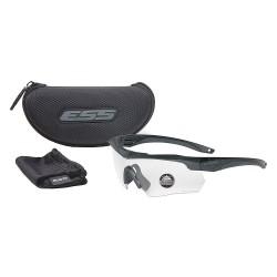 ESS - 740-0546 - BALLISTIC EYESHIELDTM Scratch-Resistant Ballistic Safety Glasses, Clear Lens Color