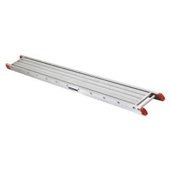 Louisville Ladder - P21412 - Two-Person Scaffolding Stage, 12 ft. Overall Length, 14 Overall Width, 500 lb. Load Capacity