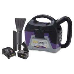 ProTeam - 107495 - 18V ProGuard Cordless Wet/Dry Vacuum with 3 gal. Tank, Standard Filter Type