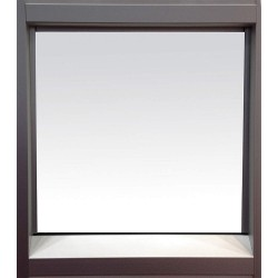 PortaFab - FW-TEMP-G - Optional Fixed Window, 36 in H x 48 in W