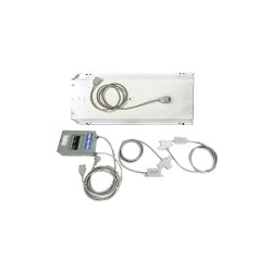 PortaFab - MW1012G - Modular Wiring Kit, 10 ft. x 12 ft., Gray