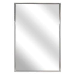 Bradley - 781-012180 - Framed 18H x 12W Mirror