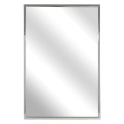 Bradley - 781-048240 - Framed 24H x 48W Mirror
