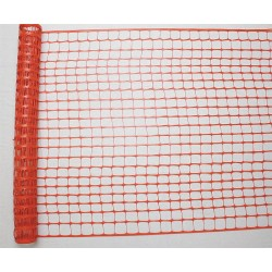 Other - 33L954 - Safety Fence, 2 x 2-3/8 Mesh Size, 4 ft. Height, 100 ft. Length