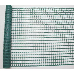 Other - 33L956 - Snow Fence, 1-1/2 x 1-3/4 Mesh Size, 4 ft. Height, 50 ft. Length