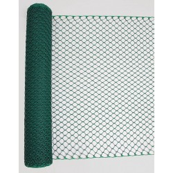 Other - 33L958 - Safety Fence, 1-1/2 x 1-3/4 Mesh Size, 4 ft. Height, 50 ft. Length