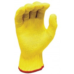 Showa Best Glove - 117-08 - Glove, Medium Weight, Size M, Yellow, PR