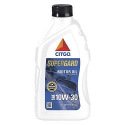 Citgo - 620813001181 - Motor Oil, 1 qt, SAE Grade 10W-30