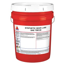 Citgo - 631809001004 - Gear Oil, 5 gal. Container Size