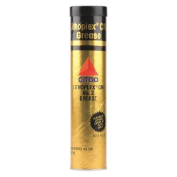 Citgo - 655352001080 - Gray Lithium Complex Multipurpose Grease, 14 oz., NLGI Grade: 2