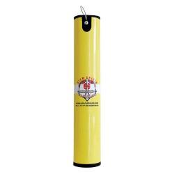 Stem Shield - 7212 - Valve Cover, PVC Core with Elastafoam Wrap, Yellow