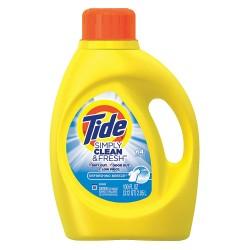 Procter & Gamble - 89129 - 100 oz. Liquid Laundry Detergent, 4 PK
