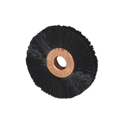 Osborn / Jason - 11144 - Arbor Hole Wire Wheel Brush, Synthetic, 3 Brush Dia.