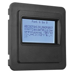 Storm Interface - 5100-0105 - Character Display, Number of Keys 0, IP Rating 65, USB 2.0