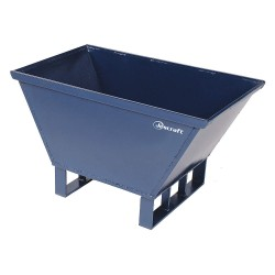Jescraft - GGR-SMT-60 - 38-3/4 x 23 x 16-1/2 Steel Sloped Mortar Pan