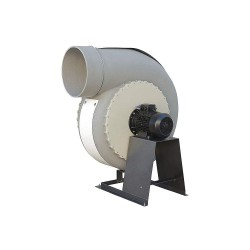 Plastec Ventilation - PLA50ST6P - Blower, Direct Drive, 230/460V, HP 5-1/2