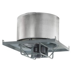 Americraft - AM-24-3-3-TEFC - Axial Upblast Direct Exhaust Ventilator