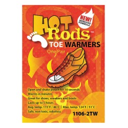 Occunomix - 1106-10TW - Toe Warmer, Up to 5 hr. Heating Time, Activates By Shake