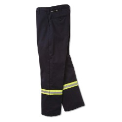 Workrite - 499UT95NB - Navy Pants, UltraSoft, Fits Waist Size: 28, 28 Inseam, 12.4 cal./cm2 ATPV Rating