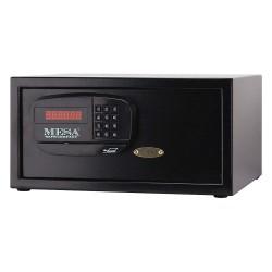 Mesa Safe - MHRC916E-BLK - Hotel Safe, 1.2 cu. ft., Black, 35 lb.