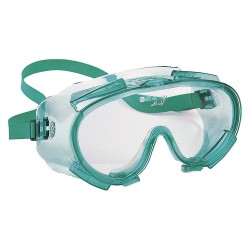 Jackson Safety - 14384 - Scratch-Resistant Safety Goggle, Clear Lens Color