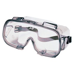 Jackson Safety - 16361 - Anti-Fog, Scratch-Resistant Splash Safety Goggle, Clear Lens Color
