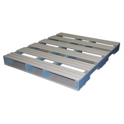 Other - 05000114 - 4-Way Stackable Recycled PVC Pallet, 48L x 40W x 4-1/2H