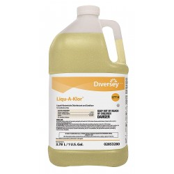 Johnson Diversey - 02853280. - Sanitizer, 1 gal. Jug
