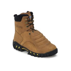 Michelin - XPX781 - 8H Men's Work Boots, Steel Toe Type, Leather Upper Material, Brown, Size 10-1/2M