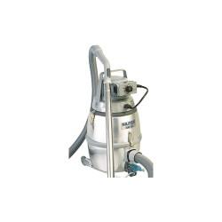 Nilfisk - 01790129 - 3-1/4 gal. Industrial Series Cleanroom Dry Vacuum, 80 cfm, 10 Amps, HEPA Filter Type