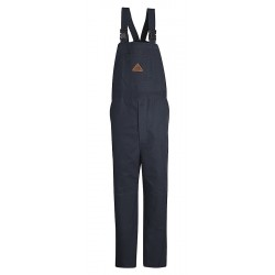VF Corporation - BLF8NV LN L - Navy Bib Overalls, EXCEL FR ComforTouch Flame-Resistant 11.5 oz. Duck, 88% Cotton/12% Nylon, Water