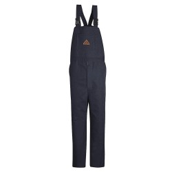 VF Corporation - BLF8NV RG XXL - Navy Bib Overalls, EXCEL FR ComforTouch Flame-Resistant 11.5 oz. Duck, 88% Cotton/12% Nylon, Water