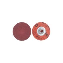 Merit Abrasives - 69957399638 - 2 Coated Quick Change Disc, TS/TSM Turn-On/Off Type 2, 36, Extra Coarse, Aluminum Oxide, 1 EA
