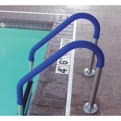 Blue Wave - NE1251 - Pool Handrail Grip, Royal Blue
