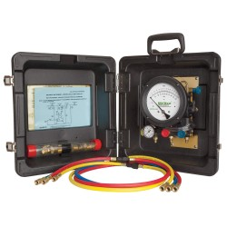 Mid-West Instrument - 835 - Backflow Preventer Test Kit, 5 Valve, Includes: Case, Fittings, Hoses, Test Procedures and Calibrati
