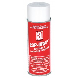 Anti-Seize - 11014 - Copper Anti-Seize Compound, -30F to 1800F, 16 oz., Copper