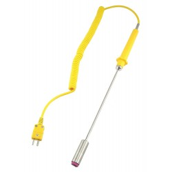 General Tools - TPK03 - Type K Surface Thermocouple Probe with Extendable Cord