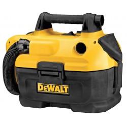 Dewalt - DCV580 - 18.0/20.0V 18/20V MAX Cordless Wet/Dry Vacuum with 2 gal. Tank, HEPA Filter Type