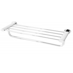 Speakman - SA-1203 - 21-3/8L x 4-3/8H x 7-5/8D Polished Chrome Towel Shelf