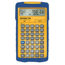 Calculated Industries - 5070 - Electrical Calculator, 8-1/4 x 6 In, LCD