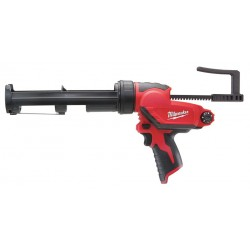 Milwaukee Electric Tool - 2441-20 - Milwaukee 2441-20 M12 12V 10Oz. Caulk And Adhesive Gun with Conversion - Bare Tool