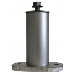 Unirac - 004400C - UniRac 004400C 4 Aluminum Flat Top Standoff
