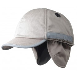 Bon-Mar - SCARAP2BGE - Beige Inner ABS Polymer, Outer Polycotton Bump Cap, Style: Winter Baseball, Fits Hat Size: 7 to 7-3/