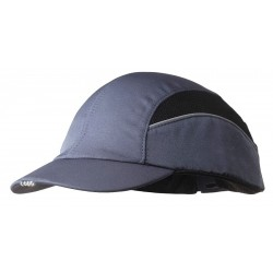 Bon-Mar - SCARAP4NVY - Navy Inner ABS Polymer, Outer Nylon Bump Cap, Style: LED Baseball, Fits Hat Size: 7 to 7-3/4