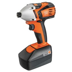 FEIN Power Tools - ASCD 18 W4 - 1/4 Cordless Impact Driver Kit, 18.0 Voltage, 116 ft.-lb. Max. Torque, Battery Included